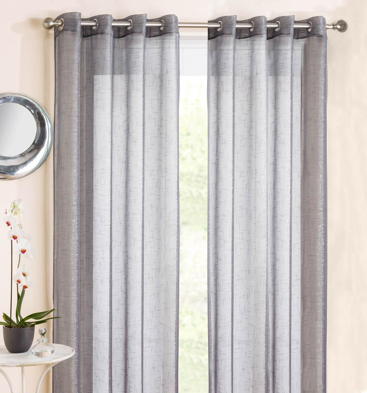 grey bedroom curtains. marrakesh eyelet voile panel grey bedroom curtains w