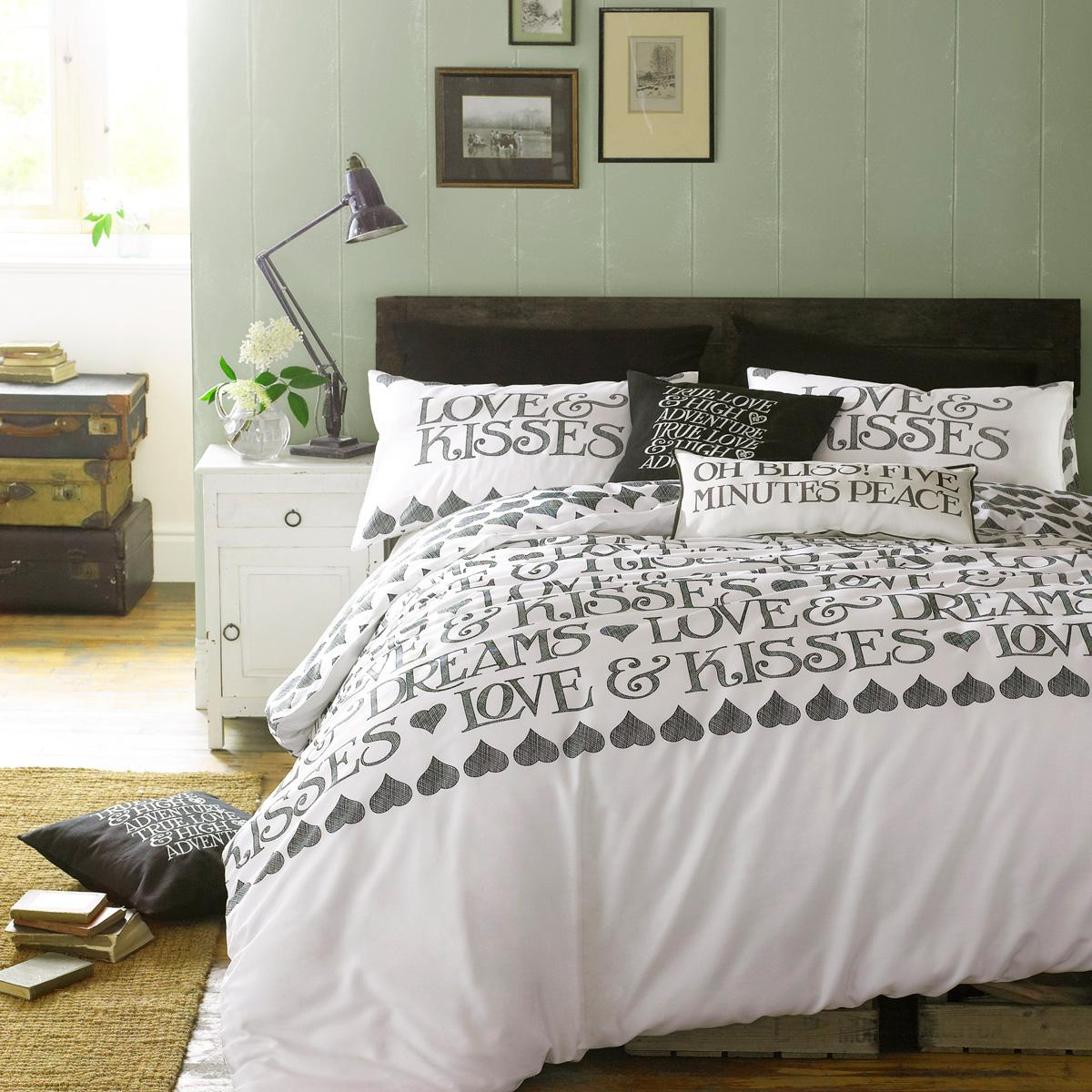 emma bridgewater black toast bedding | free uk delivery | terrys