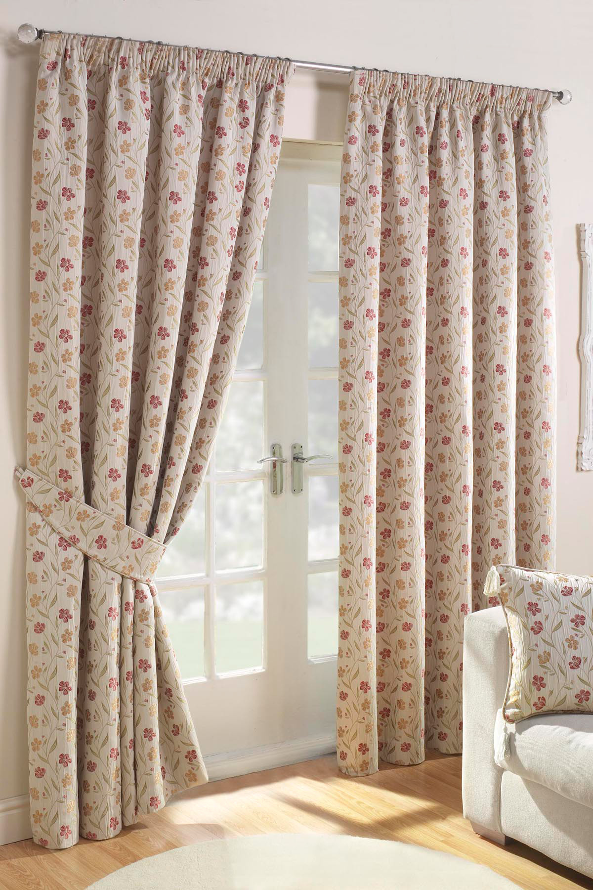 Mia Ready Made Curtains In Autumn | Free UK Delivery | Terrys Fabrics