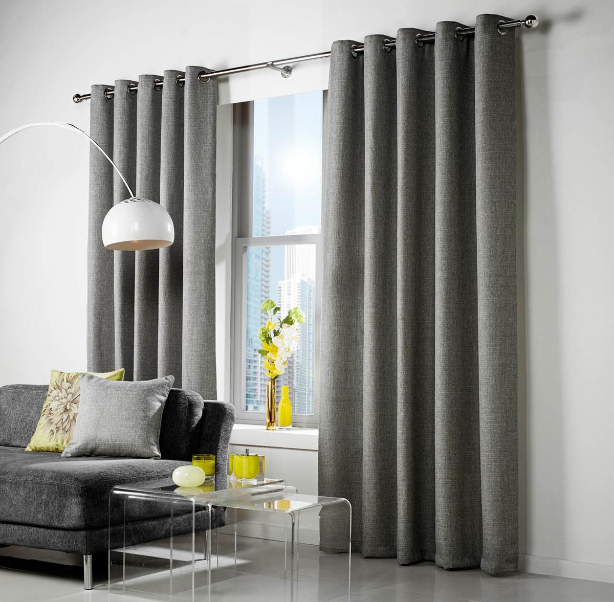 Eyelet Curtains Ready Made Uk