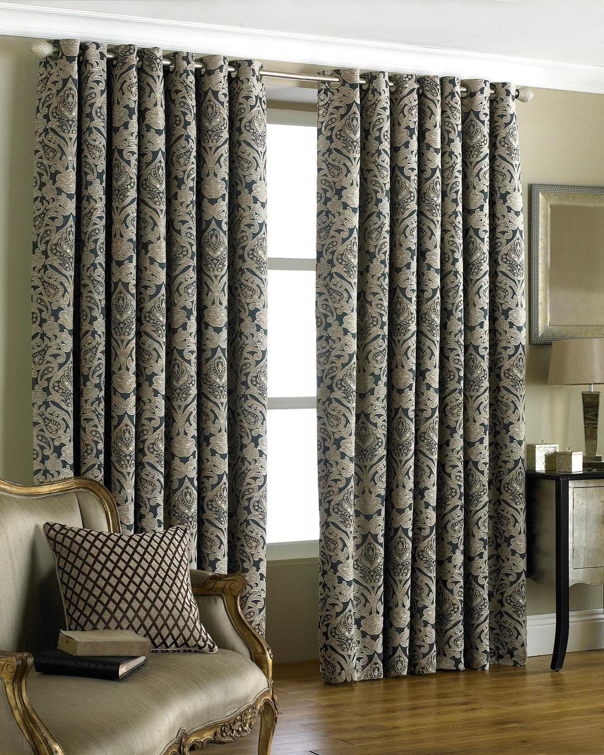 Firenze Ready Made Eyelet Curtains