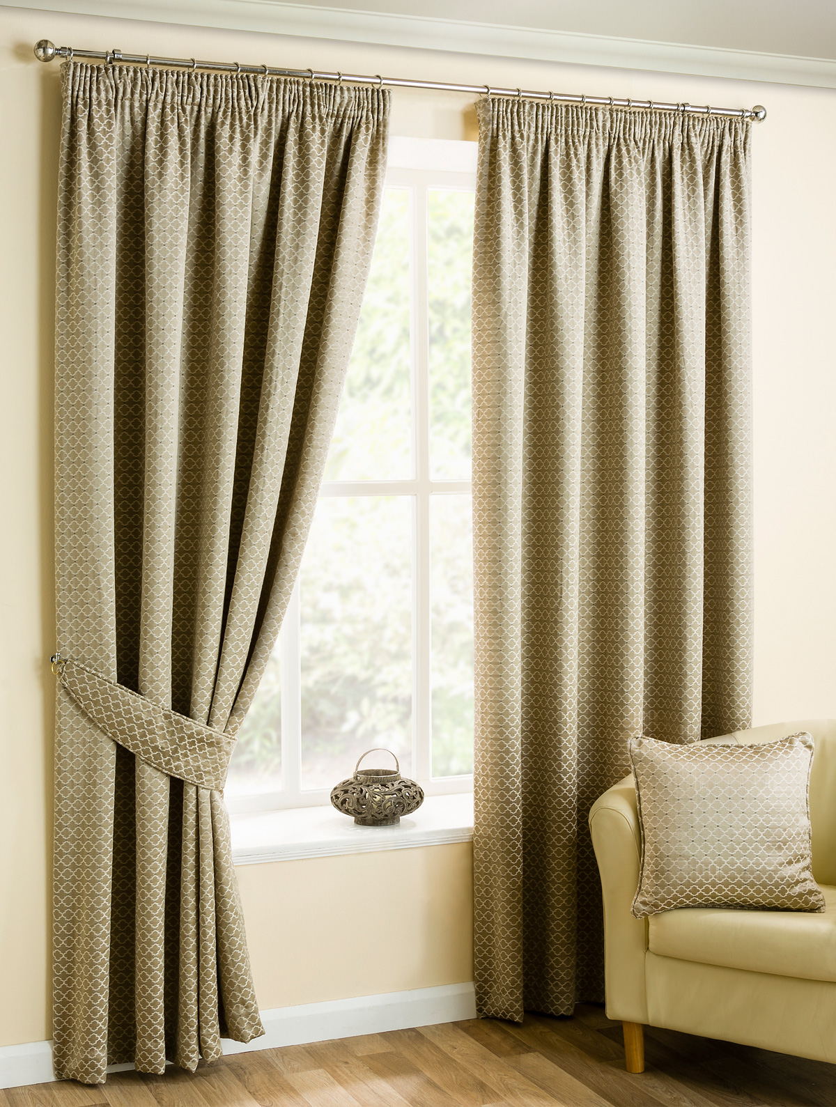 Marrakech Ready Made Lined Curtains