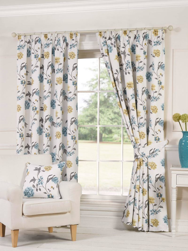 yellow bedroom curtains  rrp discounts on curtains  terrys fabrics, Bedroom decor
