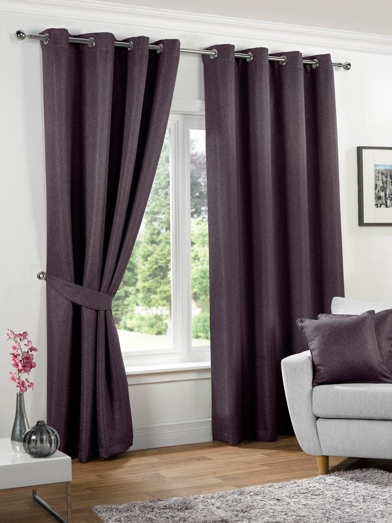 Neva Ready Made Eyelet Curtains