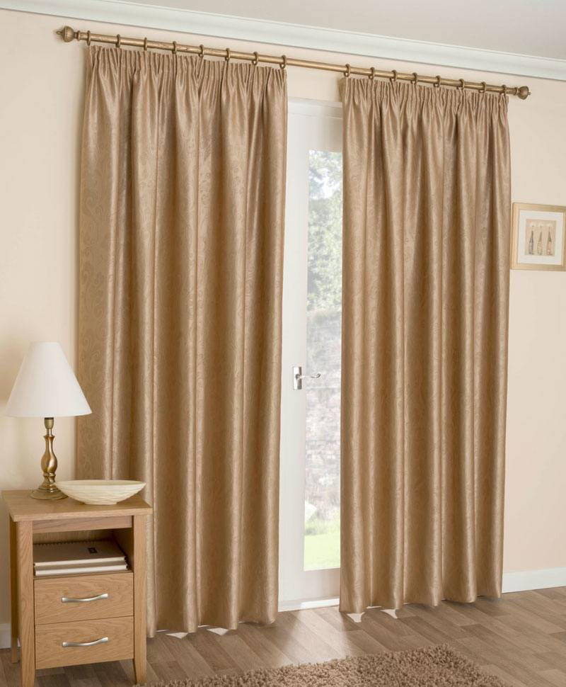 Superior Apollo Ready Made Thermal Dim Out Curtains