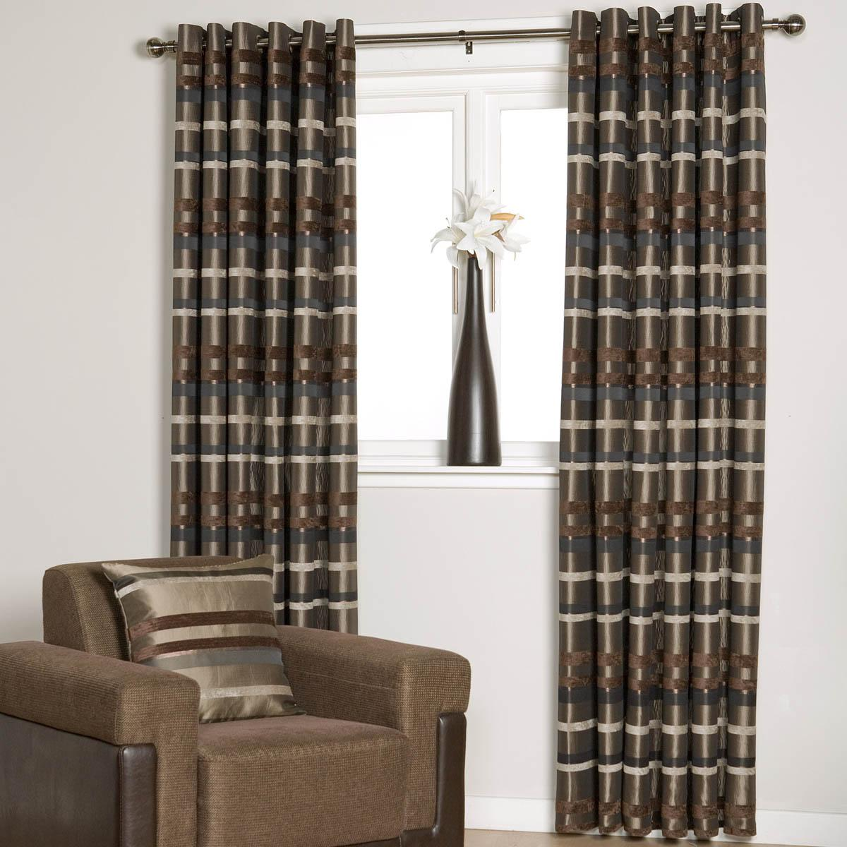 Vanity Eyelet Curtains