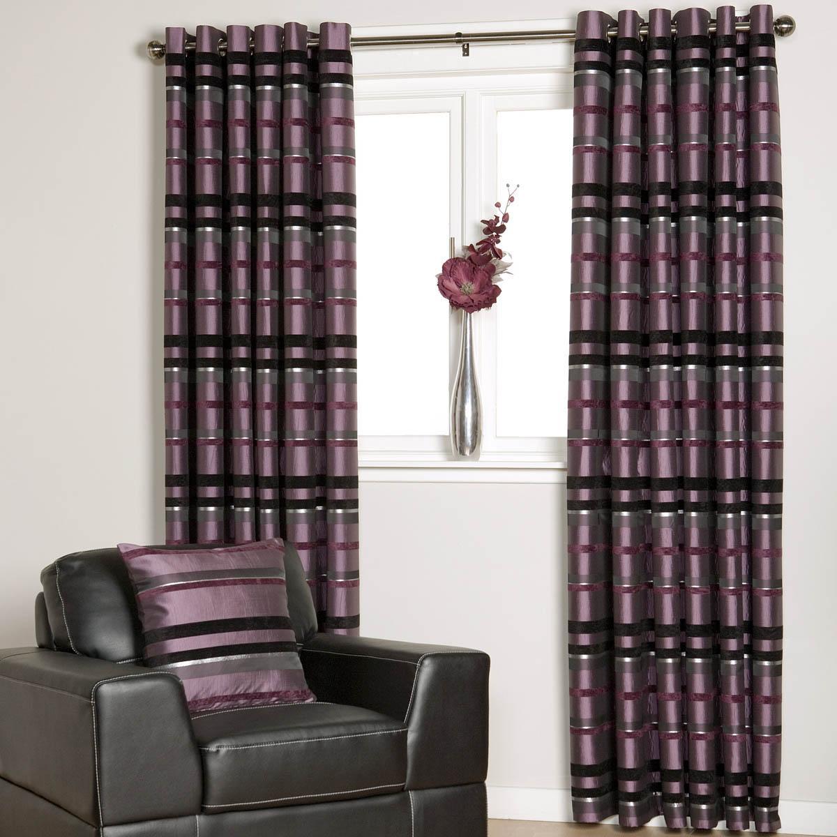 Delightful Vanity Eyelet Curtains