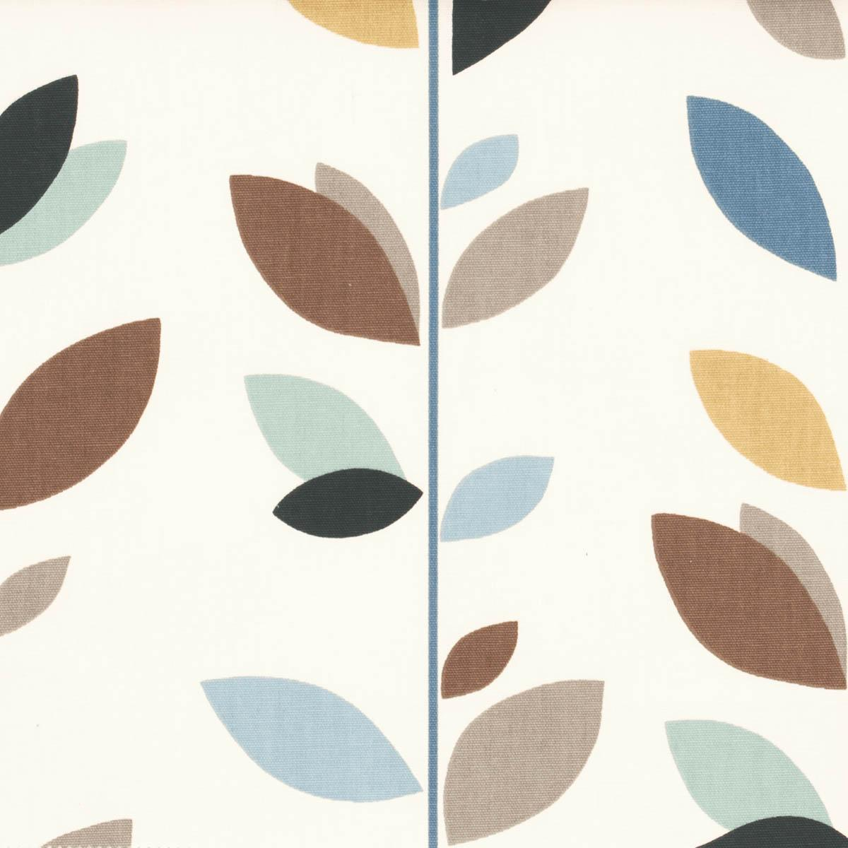 Evergreen Curtain Fabric Duckegg | Free UK Delivery | Terrys Fabrics
