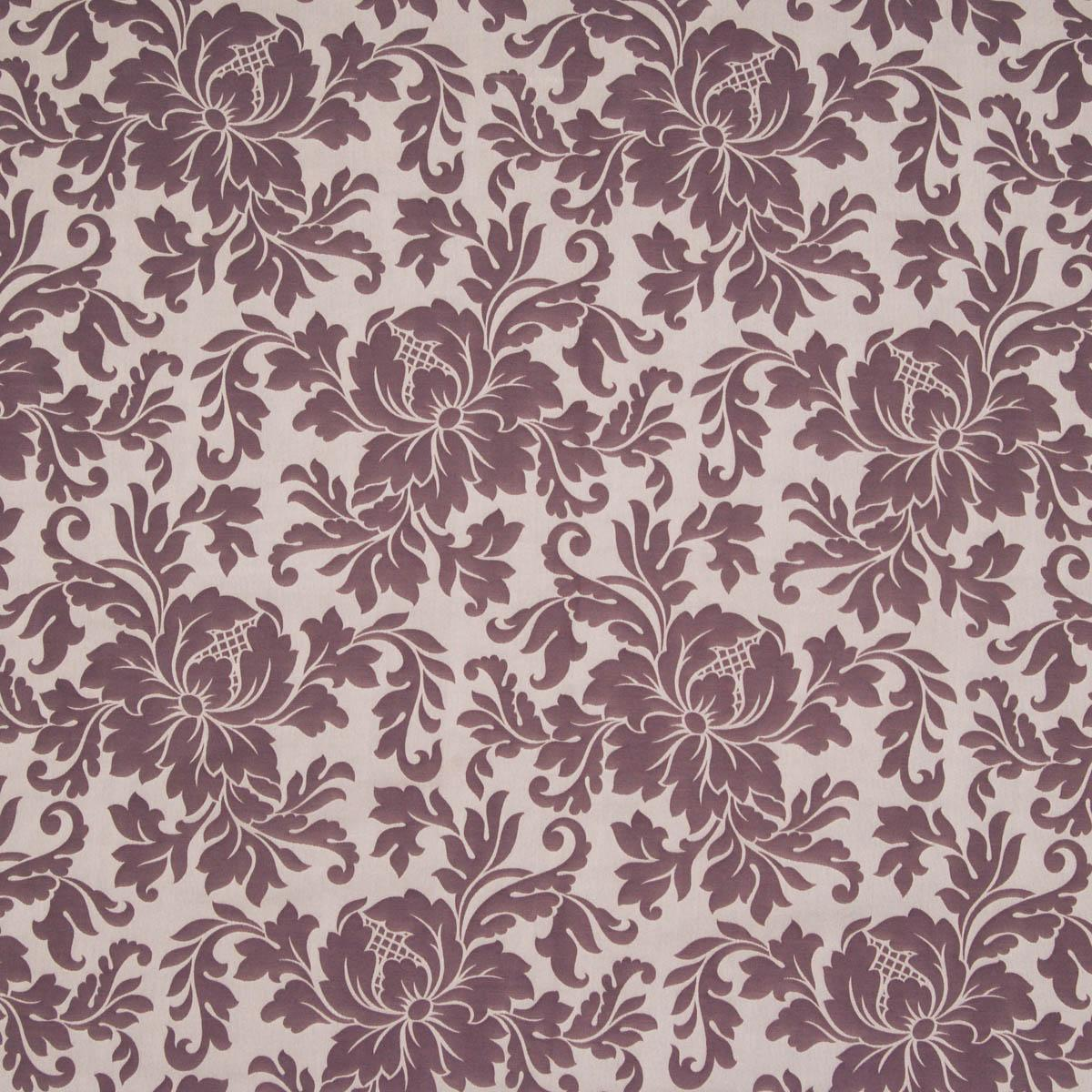 Manderlay Curtain Fabric Amethyst - Cheap Prices | UK Delivery