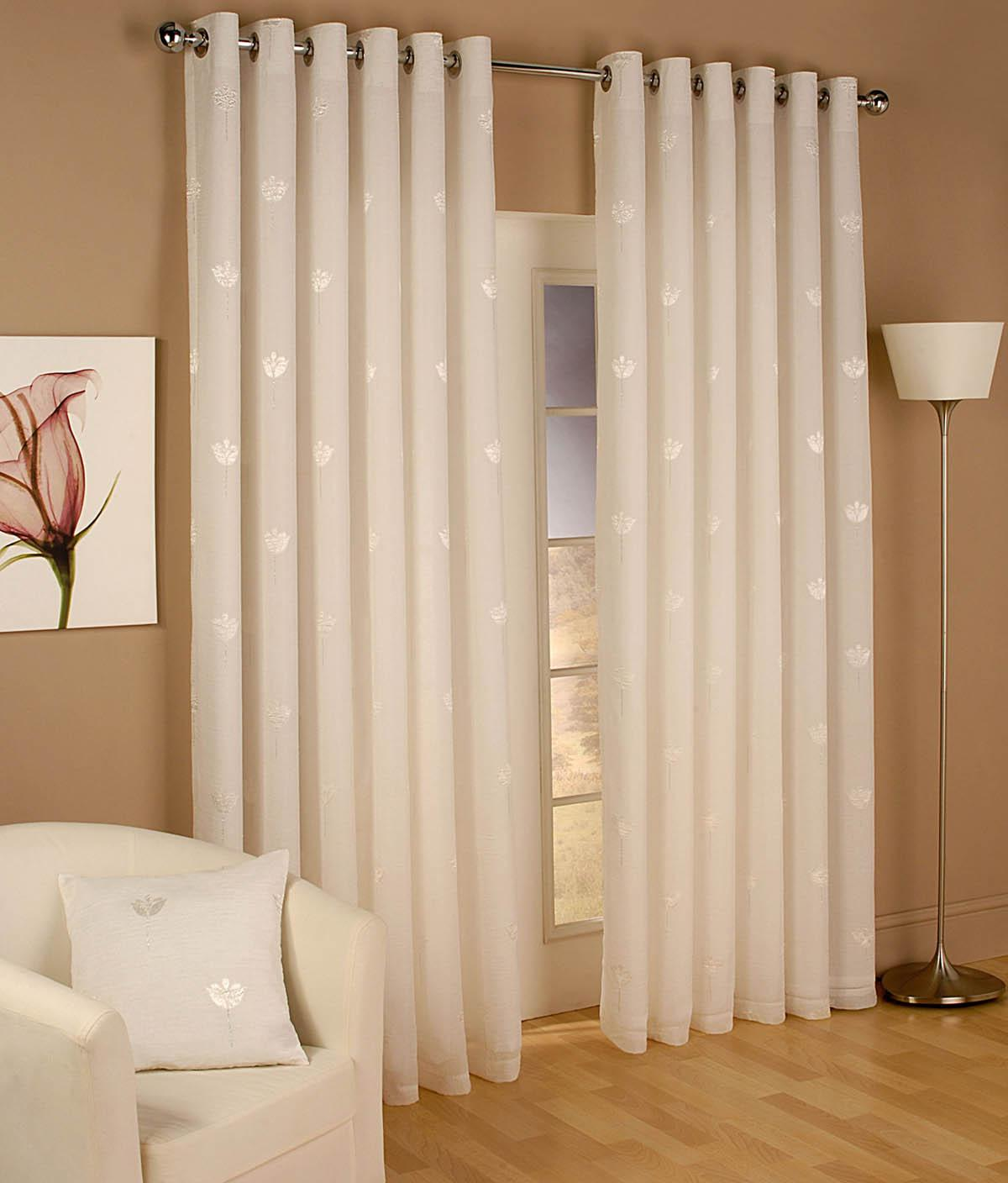 miami eyelet voile curtains natural free uk delivery decorology gorgeous curtains and a very generous discount