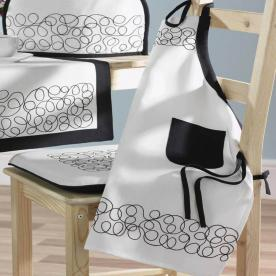 Deco Kitchen Apron