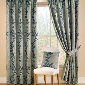 Botanica Ready Made Lined Curtains