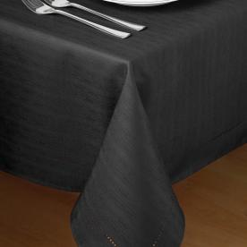 "Hem Stitch Table Cloth 52"" x 70"""