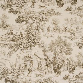 Festin Curtain Fabric