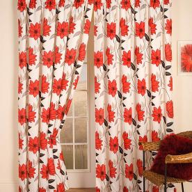 Calypso Lined Ready Made Curtains