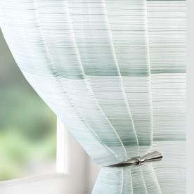 Strata Voile Curtain Panel
