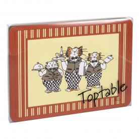 Puurfect Dining Placemats (Pk 4)