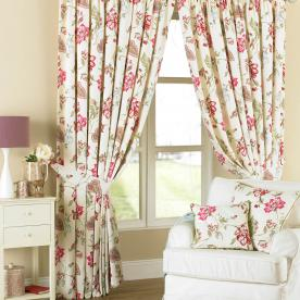 Ascot Lined Ready Made Curtains