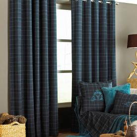 Verbier Ready Made Eyelet Curtains