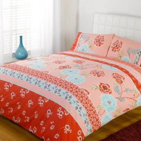 Lola Printed Duvet Cover Set