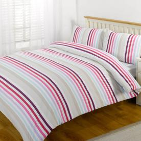 Yvette Printed Duvet Cover Set