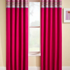 Siesta Dim Out Eyelet Ready Made Curtains