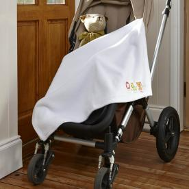 Safari Friends Buggy Blanket