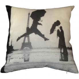 Paris Filled Cushion