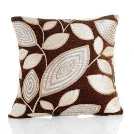 London Leaf Filled Cushion