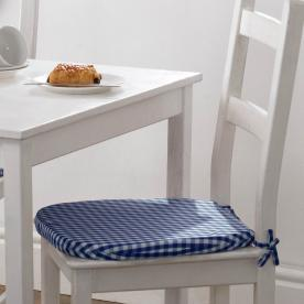 Gingham Value Seat Pad