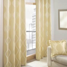 Bellini Ready Made Eyelet Curtains