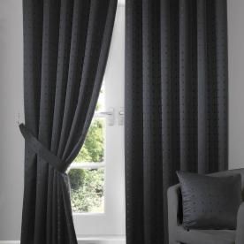 Madison Eyelet Lined Curtains