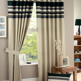 Harvard Eyelet Ready Made Curtains