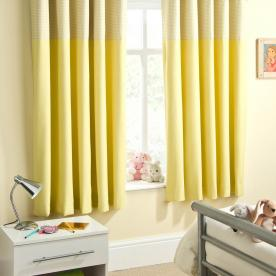 Sweetheart Block-out Eyelet Curtains