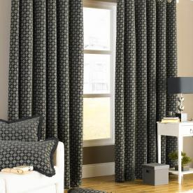 Belmont Eyelet Lined Curtains