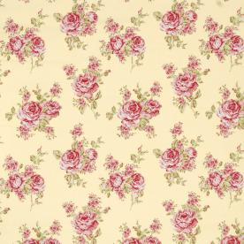 Flora Curtain Fabric