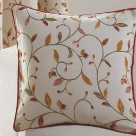 Leaf Trail Filled Cushion