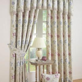 Canterbury Ready Made Lined Curtains
