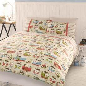 Campervans Duvet Set