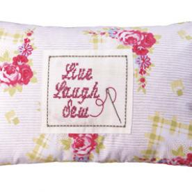 Kirstie Allsopp Wilma Feather Filled Boudoir Cushion