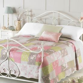 Lily Luxury Quilted Bedspread