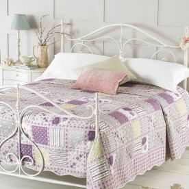 Layla Luxury Quilted Bedspread