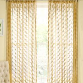 Fairmont Rod Pocket Voile Panel