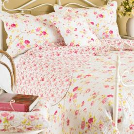 Honeydew Lane Quilted Bedspread