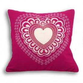 Valantine Square Filled Cushion