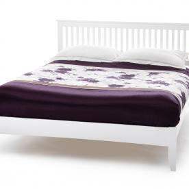 Freya Wooden Bed-Low Footend