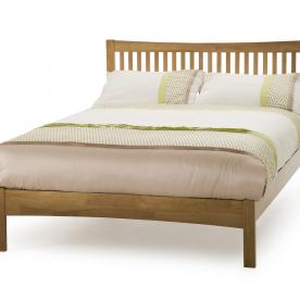 Mya Wooden Bed-Low Footend