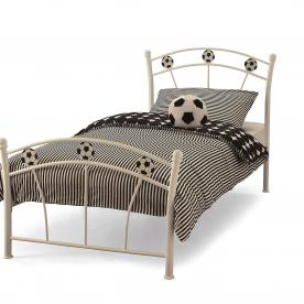 Soccer Metal Bed