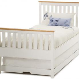 Grace Guest Bed - High Footend