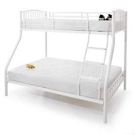 Oslo 3 Sleeper Metal Bunk